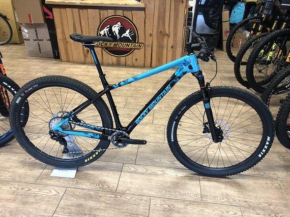 Rocky Mountain Vertex Carbon 50