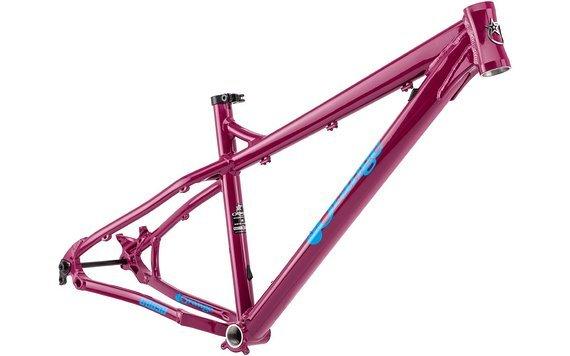 Orange Bikes Crush Frame