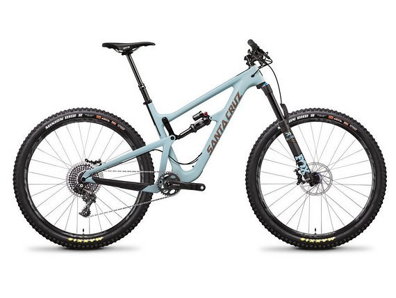 Santa Cruz Hightower LT Carbon CC X01 2019