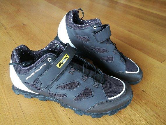 Mavic Echappée Trail Elite w Damen MTB Klick-Schuhe Gr. 42, nagelneu