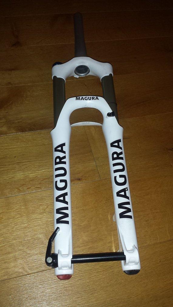 Magura Federgabel 150 mm mit Lockout