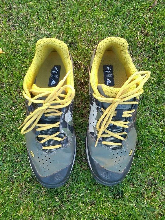 Adidas Terrex Trail Cross grün/schwarz Gr. 41 1/3