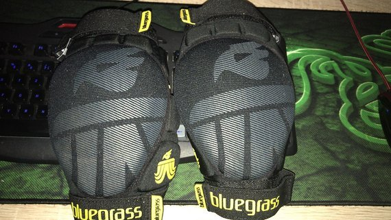 Bluegrass Bobcat - Ellenbogenschoner L