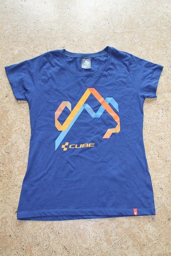 Cube T-Shirt Damen L