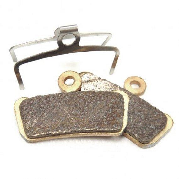 Brakepads.de Bremsbelag für Avid Trail SRAM Guide gesintert metallisch replacement Disc