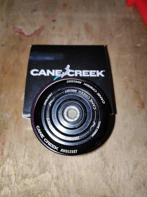 Cane Creek AngleSet ZS44/28,6 - EC56/40 Tapered Steuersatz