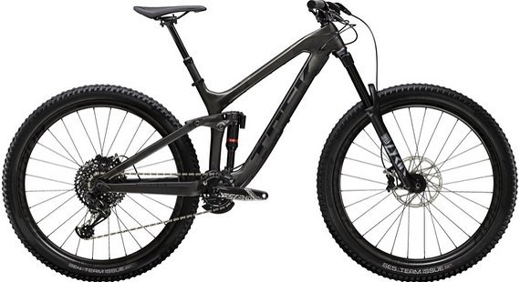 Trek SLASH 9.8 2020 (L) NEU MATTE CARBON BLACK BIKE
