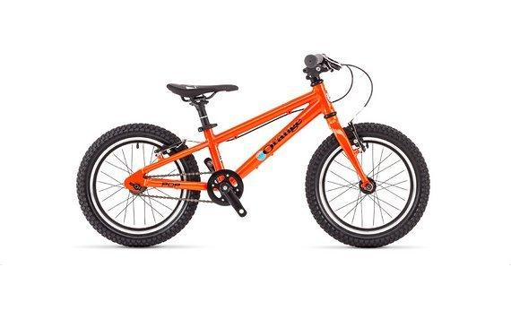 Orange Bikes Pop