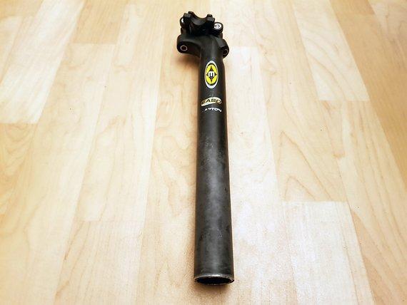 Easton EA50 Sattelstütze - gekürzt - 30,9 mm Durchmesser