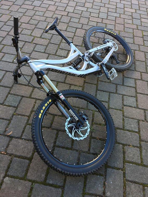 Specialized SX Trail 2 raw M