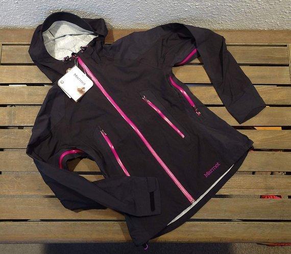 "Marmot Athena Jacket ""S"" schwarz NEU"