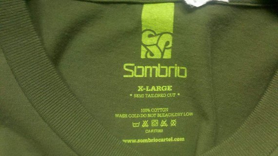 Sombrio T-Shirt (grün) XL