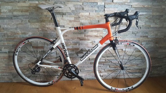 BMC Roadracer SL 01 Rennrad