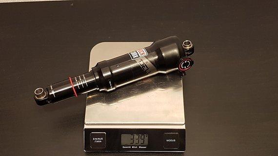 RockShox Deluxe R DebonAir, external rebound, 230mm x 60mm