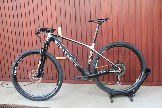 Ghost - MTB, Hardtail - LECTOR WCR.9 LC 2018