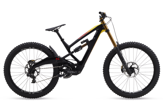 "Polygon XQUARONE DH9 Carbon Downhill Bike 27,5"""