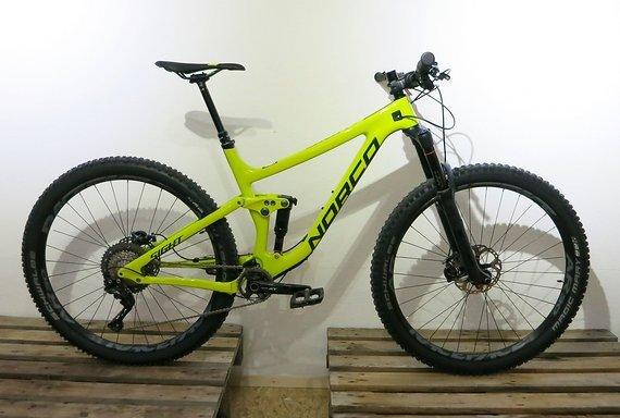 "Norco 2017 Sight Carbon C 9.2 Komplettbike - NEU! 29"" - Größe M"