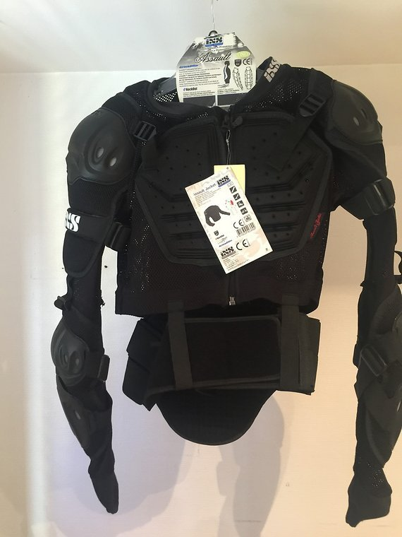 IXS Assault Jacket Protektorenjacke L/XL