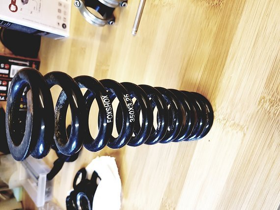 Fox  Racing Shox Fox Racing Shox 450 x 3.25 Stahlfeder
