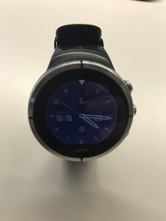 Suunto Spartan Ultra black  GPS Multisportuhr