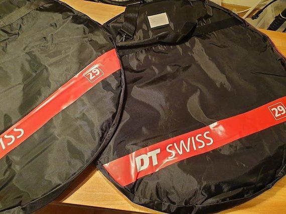 """DT Swiss Laufradtaschen 29"""" 2 Stück"""