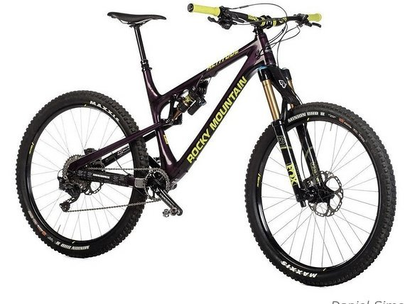 Rocky Mountain Altitude 790 MSL Rally Edition Gr.XL