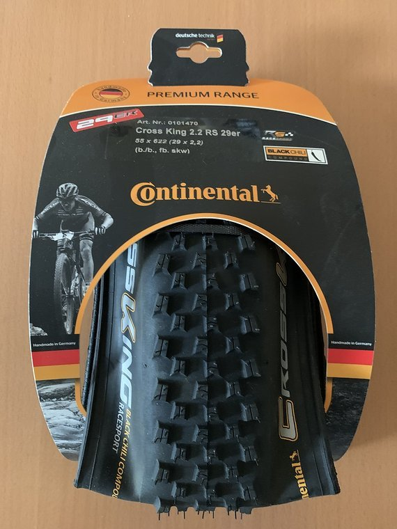 Continental Race King RS 29x2,2