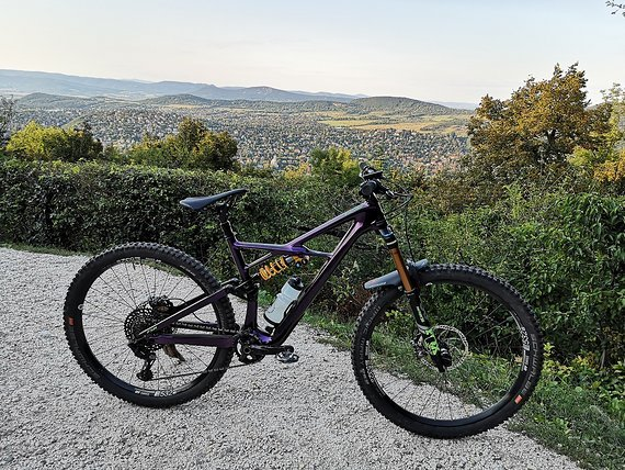 Specialized S-Works Enduro 2019 29, Größe L