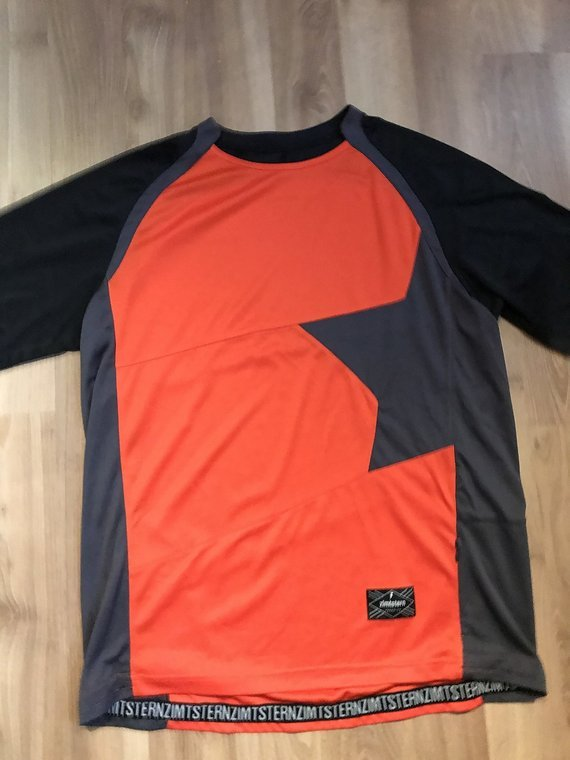 Zimtstern Jersey / Trikot / Shirt Kurzarm Enduro L