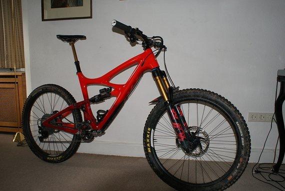 Ibis Cycles Ibis Mojo HD4 XL