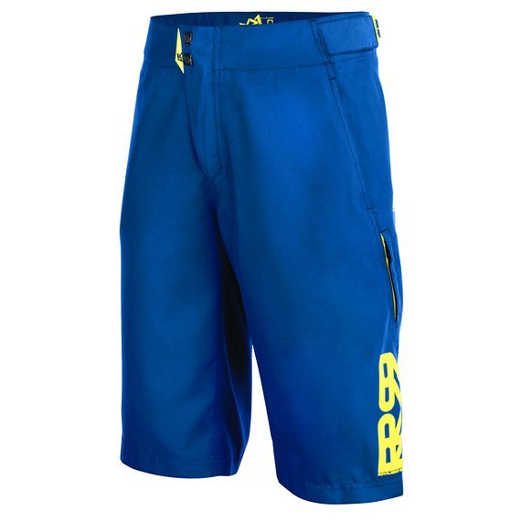 Royal Racing Core Short Navy/Yellow L
