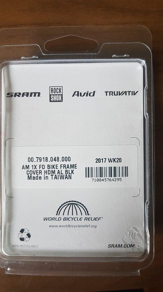 Sram Xx1 Rahmen Cover für Umwerfer auf 1 Fach 00.7918.048.000