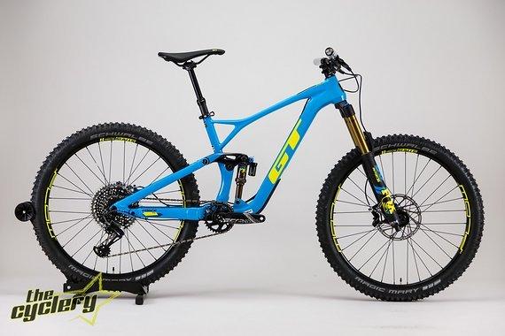 "GT Force Carbon Pro 27.5"" (650b) All Mountain Bike 2019"