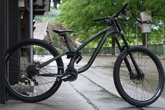 "NS Bikes Fuzz 2 29"" Downhill Bike 2020 Medium"