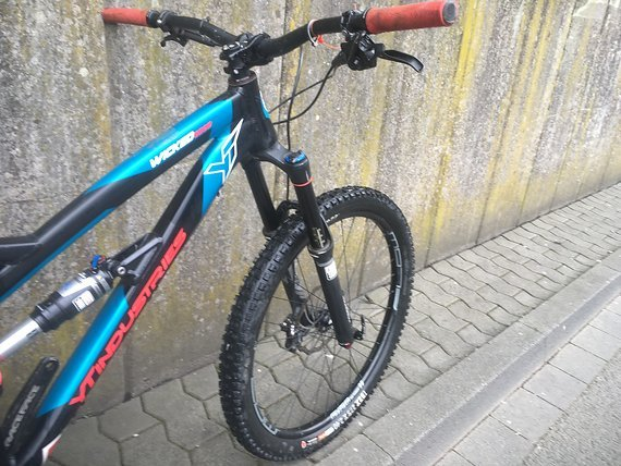 YT Industries YT Wicked 650b 2014 Enduro wie Capra