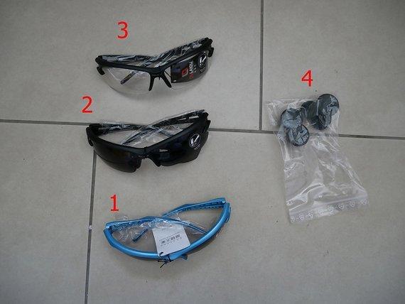 Verschenke Für World Bicycle Relief - Brillen Lenkerstopfen