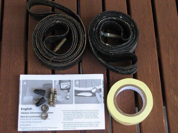 """Stan´s Notubes Standard Tubeless-Kit 26"""""""