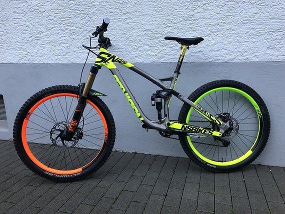 NS Bikes Snabb 160