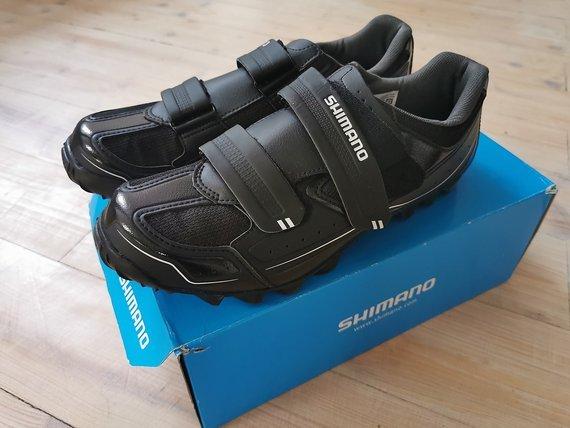 Shimano Mountainbike Schuhe NEU - SH-M065L - Größe 44