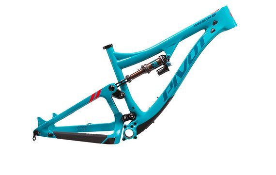 Pivot Cycles Mach 6 Carbon S,M,L,XL NEU