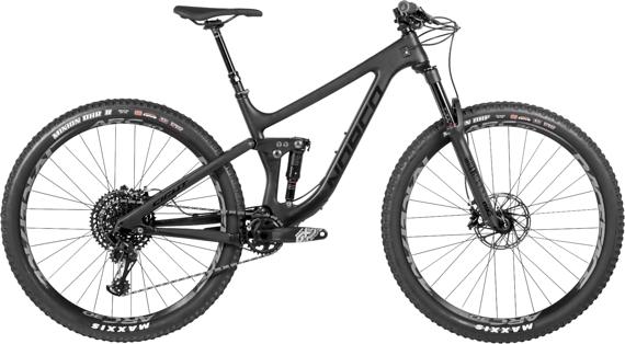 "Norco 2018 Sight Carbon C 7.2 Komplettbike - NEU! 27,5"" - Größe XS"