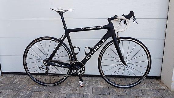 Storck Rennrad STORCK Visioner Carbon Gr.57 neuwertig SRAM Force Carbon