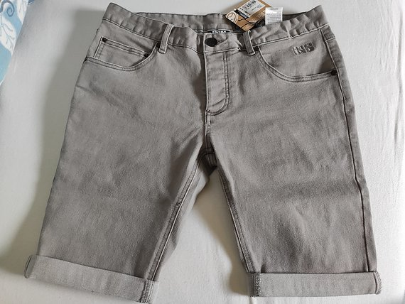 IXS Nugget denim shorts Grey size32