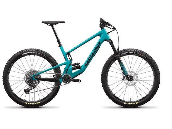 Santa Cruz 5010 V4 CARBON CC - X01 KIT - MODELL 2021 - ab Lager
