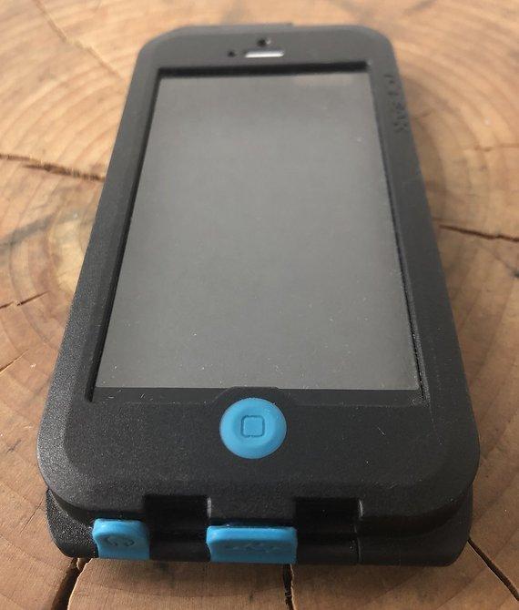 Topeak IPhone 5 Hülle (gebraucht, wasserdicht)