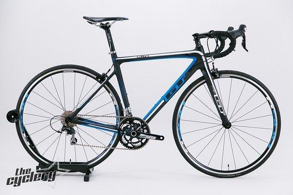 GT (GTR) Carbon Elite Rennrad | Größe L | UVP 1.999 €