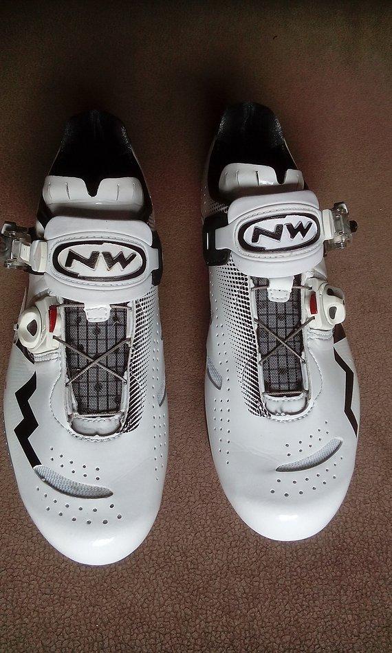 Northwave EXTREME TECH white Gr. 42 wie neu!!!