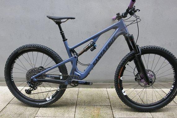 Santa Cruz 5010 CC - Size L - XTR - Carbon Lfr - Eagle