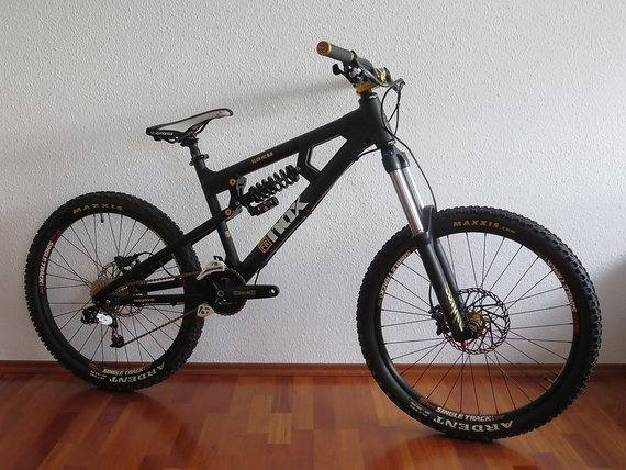 Nox FLUX HC 8.0 Freeride Downhill