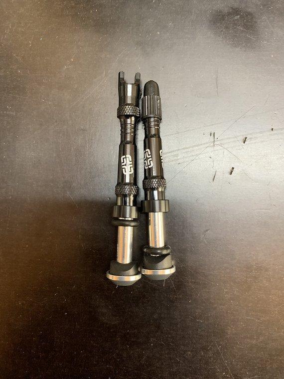 e*thirteen Tubelessventile 27-37mm